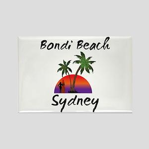 Bondi Beach Sydney Australia. Magnets