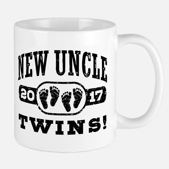 New Uncle Twins 2017 Mug