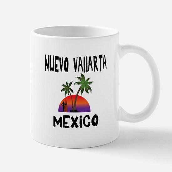 Nuevo Vallarta Mexico Mugs