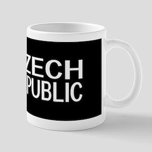 Czech Republic: Czech Flag & Czech Repu Mug
