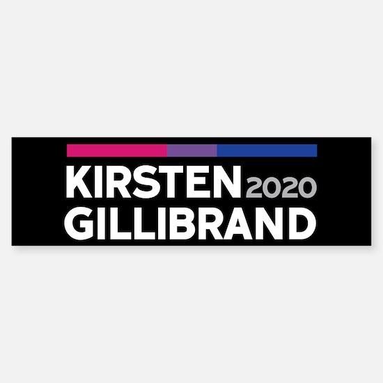 Kirsten Gillibrand 2020 Bumper Bumper Bumper Sticker