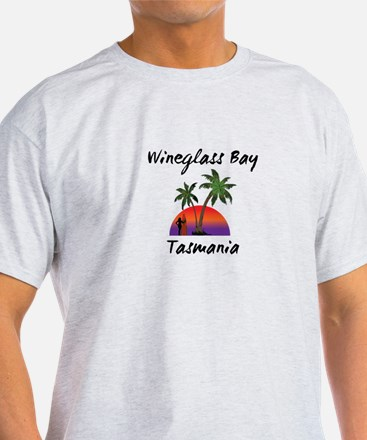 Wineglass Bay Tasmania T-Shirt
