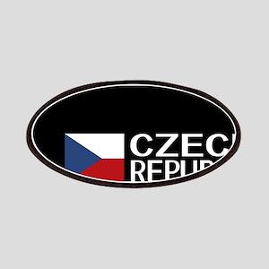 Czech Republic: Czech Flag & Czech Republic Patch