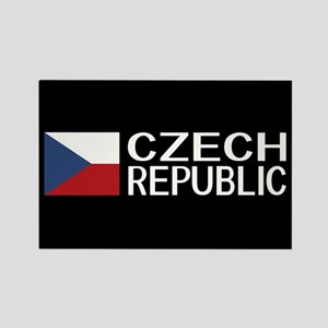 Czech Republic: Czech Flag & Czech Republi Magnets