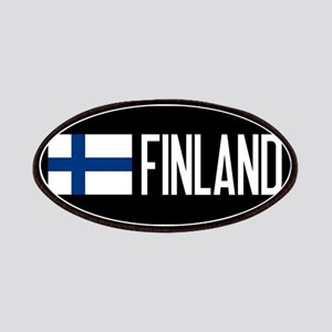 Finland: Finnish Flag & Finland Patch