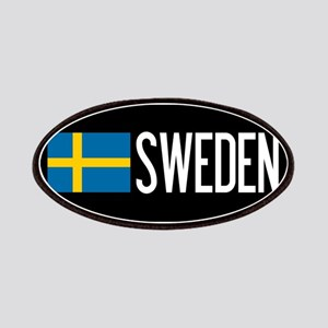 Sweden: Swedish Flag & Sweden Patch