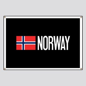 Norway: Norwegian Flag & Norway Banner