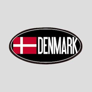 Denmark: Danish Flag & Denmark Patch