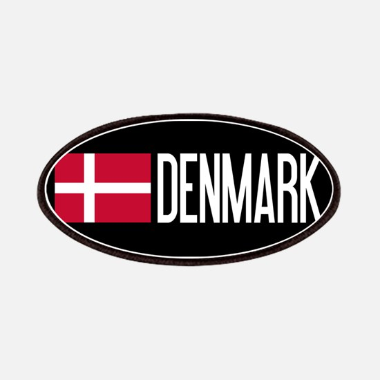 Denmark: Danish Flag & Denmark Patch
