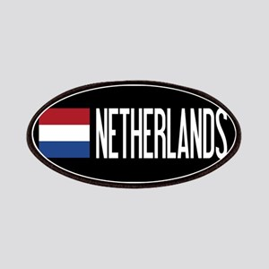 Netherlands: Dutch Flag & Netherlands Patch