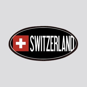 Switzerland: Swiss Flag & Switzerland Patch