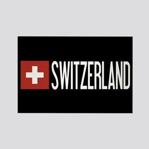 Switzerland: Swiss Flag & Switzerland Magnets