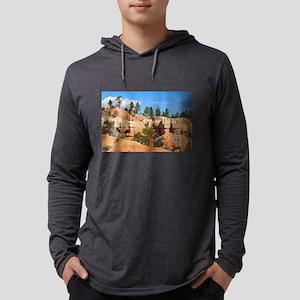 Bryce Canyon hoodoos, Utah Long Sleeve T-Shirt