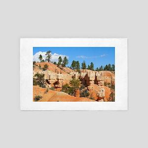Bryce Canyon hoodoos, Utah 4' x 6' Rug