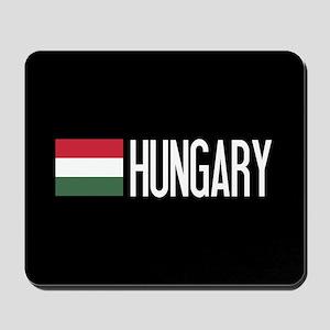 Hungary: Hungarian Flag & Hungary Mousepad
