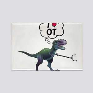 T-Rex Loves Occupational Therapy s Magnets