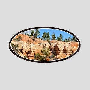Bryce Canyon hoodoos, Utah Patch