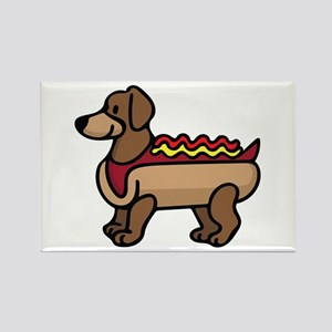 Hot Dog Magnets