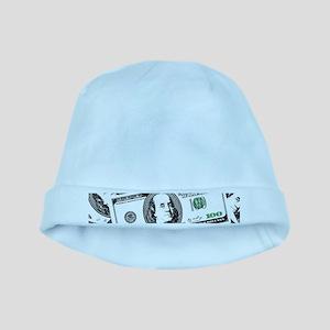 $100 dollars baby hat