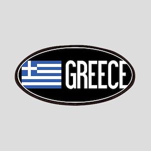 Greece: Greek Flag & Greece Patch