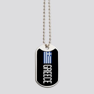 Greece: Greek Flag & Greece Dog Tags
