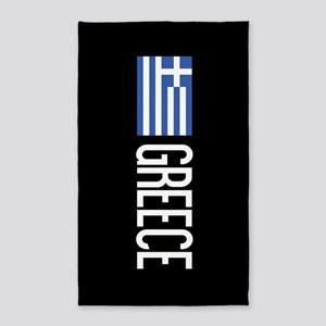 Greece: Greek Flag & Greece Area Rug