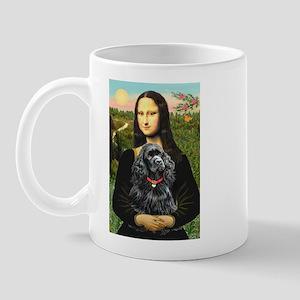 Mona's Black Cocker Spaniel Mug