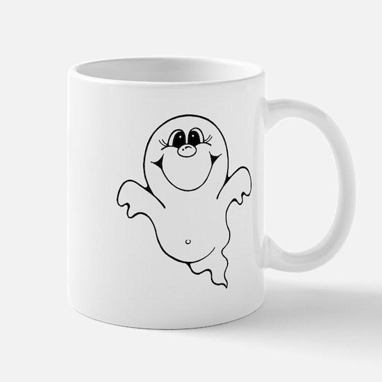CUTE LITTLE GHOST 1 Mug