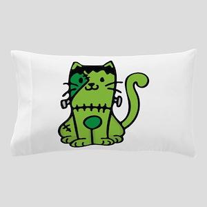 Frankenstein Cat Pillow Case