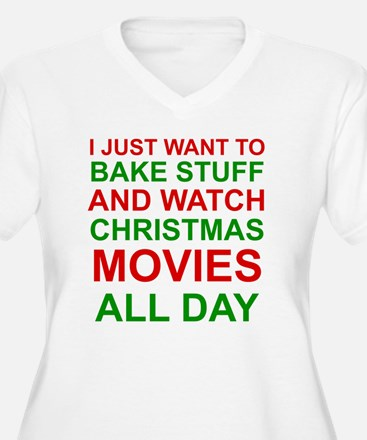 Unique Christmas movies T-Shirt