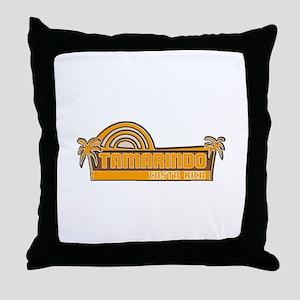 Tamarindo, Costa Rica Throw Pillow