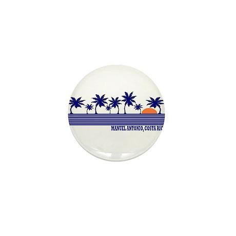 Manuel Antonio, Costa Rica Mini Button (100 pack)