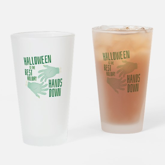 Best Holiday Drinking Glass