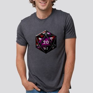 D20 color T-Shirt