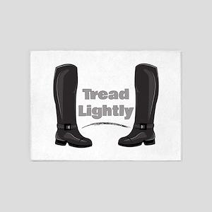 Tread Lightly 5'x7'Area Rug