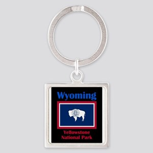 Yellowstone National Park Wyoming Keychains