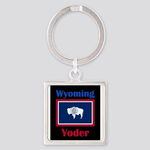 Yoder Wyoming Keychains