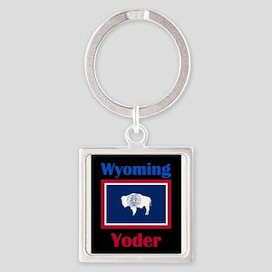 Yoder Wyoming Keychains