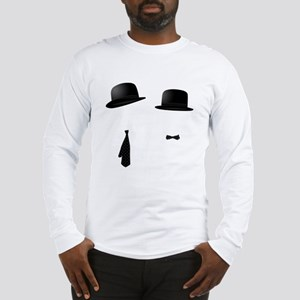 Laurel & Hardy Long Sleeve T-Shirt