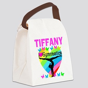 BEST GYMNAST Canvas Lunch Bag