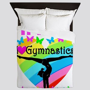 BEST GYMNAST Queen Duvet