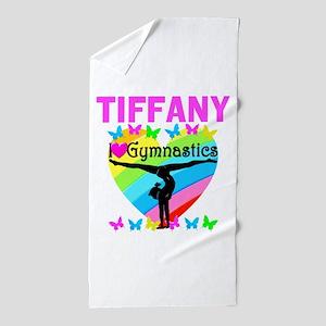 BEST GYMNAST Beach Towel