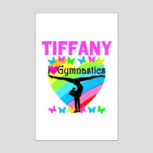 BEST GYMNAST Mini Poster Print