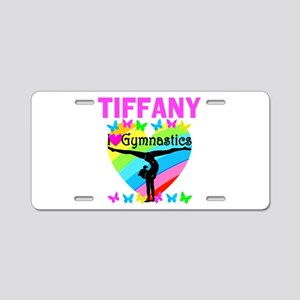 BEST GYMNAST Aluminum License Plate
