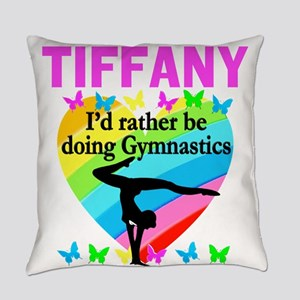 CHRISTIAN GYMNAST Everyday Pillow