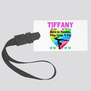 BEST GYMNAST Large Luggage Tag