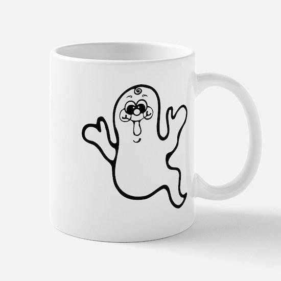 CUTE LITTLE GHOST 2 Mug