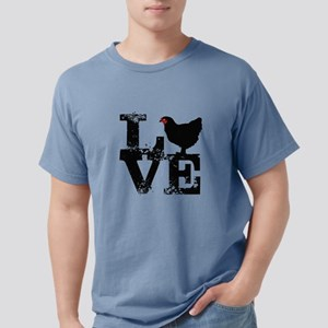 Love Chickens T Shirt T-Shirt