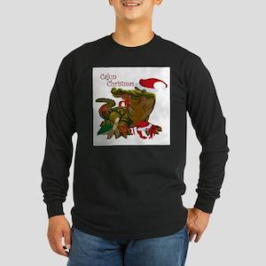 Cajun Christmas Long Sleeve T-Shirt