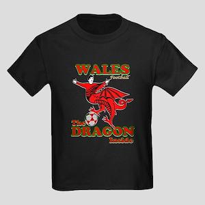 Wales Football The Dragon Inside T-Shirt